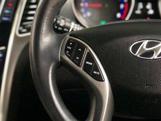 2015 Hyundai i30 GD4 Series II MY16 Active X White 6 Speed Manual Hatchback