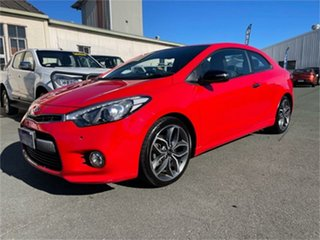 2014 Kia Cerato YD MY14 Koup Turbo Red 6 Speed Manual Coupe