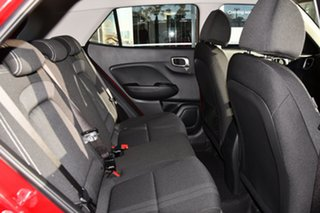2021 Hyundai Venue QX.V3 MY21 Fiery Red 6 Speed Manual Wagon