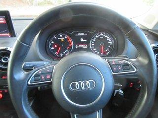 2013 Audi A3 8V Ambition Sportback S Tronic White 7 Speed Sports Automatic Dual Clutch Hatchback