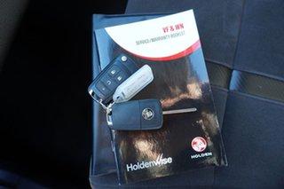 2014 Holden Commodore VF MY14 SV6 Sportwagon Storm Heron White 6 Speed Sports Automatic Wagon