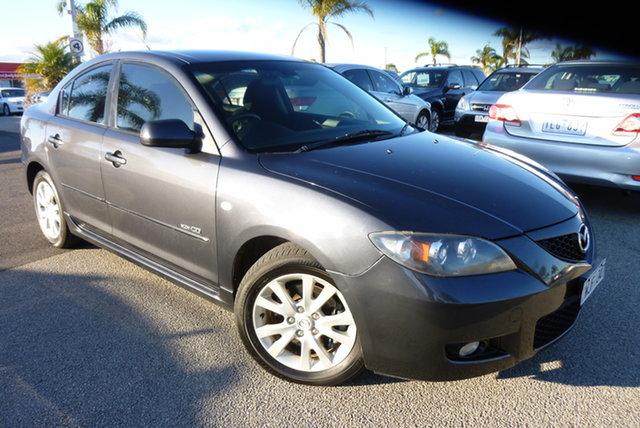 Used Mazda 3 BK10F2 MZR-CD Cheltenham, 2007 Mazda 3 BK10F2 MZR-CD 6 Speed Manual Sedan