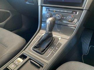 2017 Volkswagen Golf 7.5 MY18 110TSI DSG Comfortline Blue 7 Speed Sports Automatic Dual Clutch