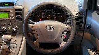 2011 Kia Grand Carnival VQ MY11 SI Black 6 Speed Sports Automatic Wagon
