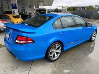 2010 Ford Falcon FG XR6 50th Anniversary Blue 6 Speed Sports Automatic Sedan
