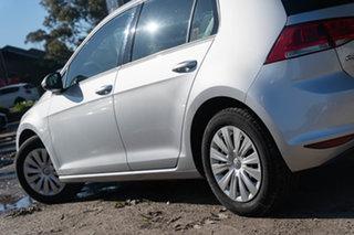 2014 Volkswagen Golf VII MY14 90TSI DSG Silver 7 Speed Sports Automatic Dual Clutch Hatchback