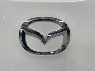 2013 Mazda BT-50 UP0YF1 XT 4x2 Hi-Rider White 6 Speed Sports Automatic Utility