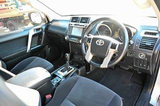 2014 Toyota Landcruiser Prado KDJ150R MY14 GXL Silver 5 Speed Sports Automatic Wagon