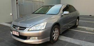 2004 Honda Accord 40 V6 Luxury Grey 5 Speed Automatic Sedan.
