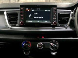 2018 Kia Rio YB MY18 S Red 4 Speed Sports Automatic Hatchback