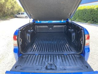 2009 Holden Ute VE MY09.5 SS Blue 6 Speed Sports Automatic Utility