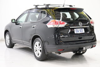 2014 Nissan X-Trail T32 ST X-tronic 2WD Black 7 Speed Constant Variable Wagon
