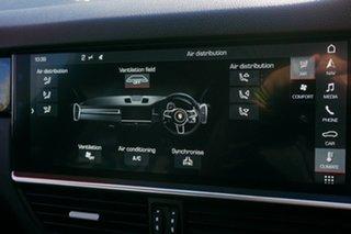 2019 Porsche Cayenne 9YA MY19 Tiptronic White 8 Speed Sports Automatic Wagon