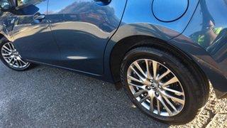 2021 Mazda 2 DJ2HAA G15 SKYACTIV-Drive GT Eternal Blue 6 Speed Sports Automatic Hatchback