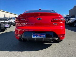 2014 Kia Cerato YD MY14 Koup Turbo Red 6 Speed Manual Coupe.