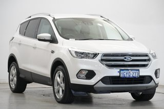 2019 Ford Escape ZG 2019.25MY Trend White Platinum 6 Speed Sports Automatic SUV