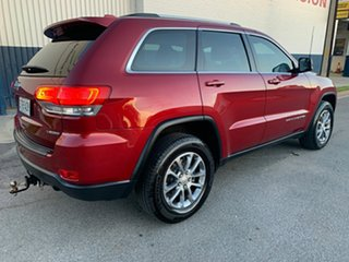 2013 Jeep Grand Cherokee WK MY2014 Laredo Red 8 Speed Sports Automatic Wagon.