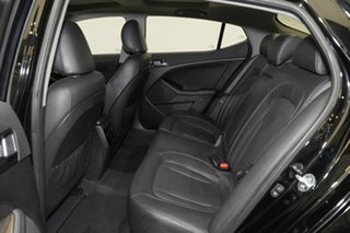 2011 Kia Optima TF MY11 Platinum Black 6 Speed Sports Automatic Sedan