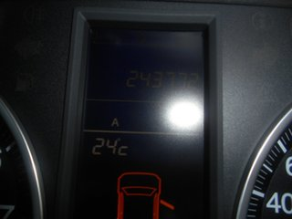 2011 Honda CR-V RE MY2011 Luxury 4WD Black 5 Speed Automatic Wagon