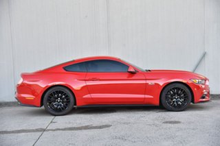 2016 Ford Mustang FM GT Fastback SelectShift Red 6 Speed Sports Automatic Fastback