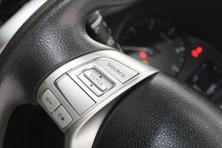 2017 Nissan Navara D23 Series II RX (4x2) Black 6 Speed Manual King Cab Chassis