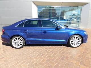 2016 Audi A3 8V MY16 Attraction S Tronic 7 Speed Sports Automatic Dual Clutch Sedan.