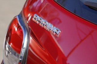 2011 Holden Barina TM Red 5 Speed Manual Hatchback