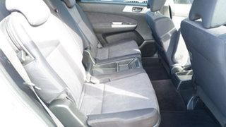 2010 Subaru Liberty B5 MY10 Exiga Lineartronic AWD White 6 Speed Constant Variable Wagon