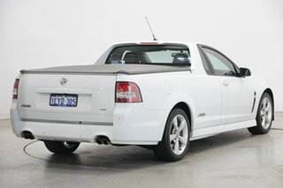 2015 Holden Ute VF II MY16 SS Ute White 6 Speed Sports Automatic Utility