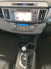 2016 Toyota RAV4 ALA49R MY16 Cruiser (4x4) Graphite 6 Speed Automatic Wagon