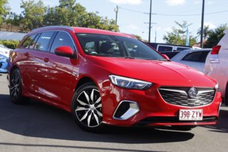 2019 Holden Commodore ZB MY19.5 RS Liftback Red 9 Speed Sports Automatic Liftback.