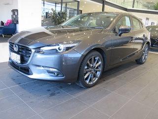 2017 Mazda 3 SP25 SKYACTIV-MT Astina Hatchback.