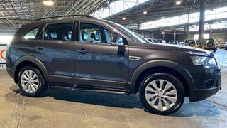 2012 Holden Captiva CG Series II 7 AWD CX Grey 6 Speed Sports Automatic Wagon.