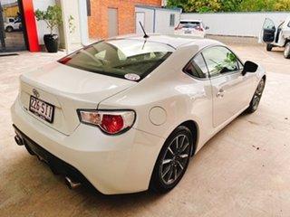 2012 Toyota 86 ZN6 GT Pegasus White 6 Speed Manual Coupe