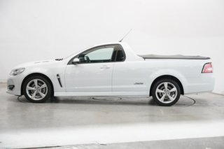 2015 Holden Ute VF II MY16 SS Ute White 6 Speed Sports Automatic Utility.