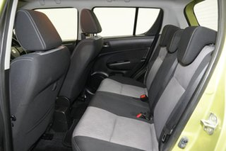 2013 Suzuki Swift FZ RE2 Green 4 Speed Automatic Hatchback