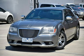2013 Chrysler 300 LX MY13 C E-Shift Luxury Grey 8 Speed Sports Automatic Sedan.