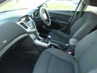 2011 Holden Cruze JG CD Silver 5 Speed Manual Sedan
