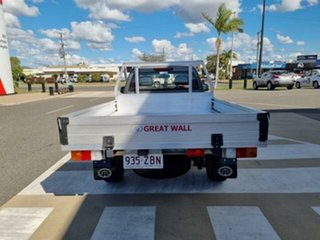 2018 Great Wall Steed K2 (4x2) Grey 6 Speed Manual Cab Chassis.