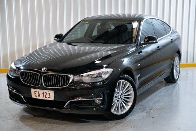 Used BMW 3 Series F34 MY1114 320i Gran Turismo Luxury Line Hendra, 2014 BMW 3 Series F34 MY1114 320i Gran Turismo Luxury Line Black 8 Speed Sports Automatic Hatchback