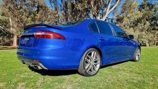 2015 Ford Falcon FG X XR6 Blue 6 Speed Manual Sedan