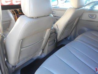 2005 Hyundai Terracan HP MY05 Highlander Silver 4 Speed Automatic Wagon