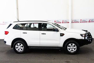 2015 Ford Everest UA Ambiente White 6 Speed Automatic SUV