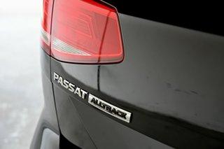 2017 Volkswagen Passat 3C (B8) MY17 140TDI DSG 4MOTION Alltrack Black 6 Speed