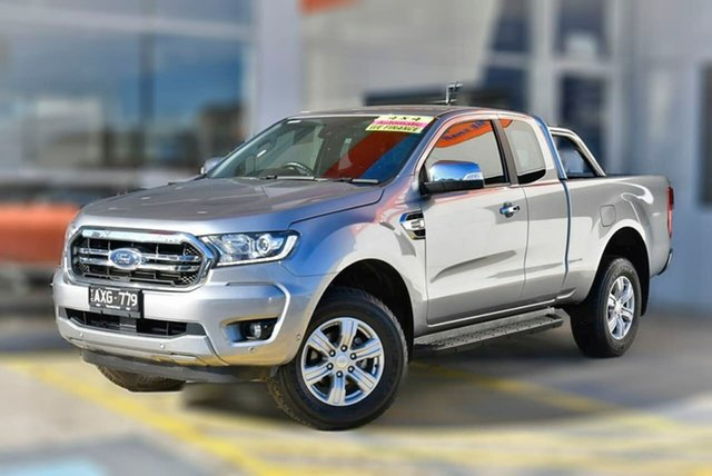 Used Ford Ranger PX MkIII 2019.00MY XLT Berwick, 2018 Ford Ranger PX MkIII 2019.00MY XLT Silver 10 Speed Sports Automatic Utility