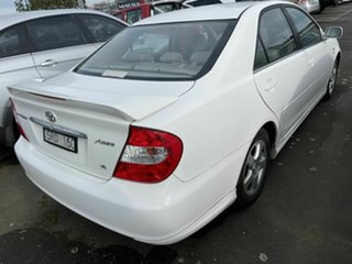 2003 Toyota Camry MCV36R Azura White 4 Speed Automatic Sedan.