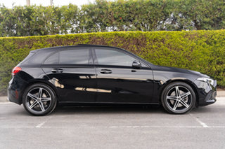 2018 Mercedes-Benz A-Class W177 A250 DCT 4MATIC Limited Edition Cosmos Black 7 Speed