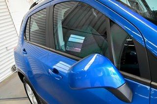 2017 Holden Trax TJ MY17 LS Blue 6 Speed Automatic Wagon.