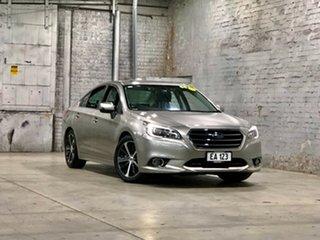 2016 Subaru Liberty B6 MY16 2.5i CVT AWD Premium Gold 6 Speed Constant Variable Sedan.