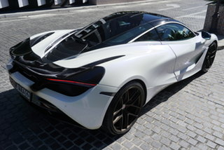 2017 McLaren 720S P14 Luxury White 7 Speed Sports Automatic Dual Clutch Coupe